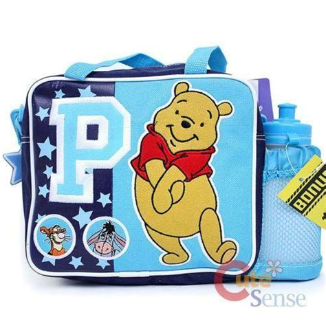 Winnie The Pooh Lunch Box Gift Set winnie the pooh lunch box ebay