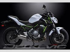 "Kawasaki Z650 Full 2-1 Exhaust Stubby 14"" Stainless Steel ... Kawasaki Z650"