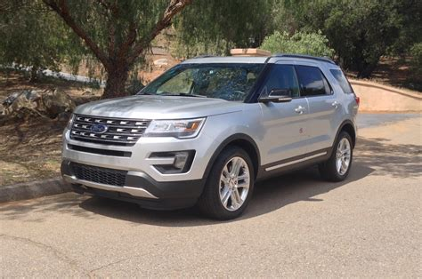 Ford Explorer Reviews by Ford Explorer Us News 2017 2018 2019 Ford Price
