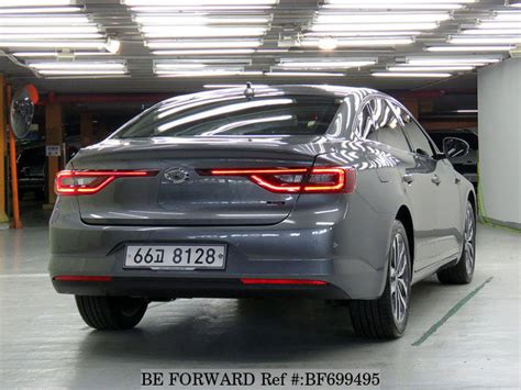 renault samsung sm6 used 2017 renault samsung sm6 for sale bf699495 be forward