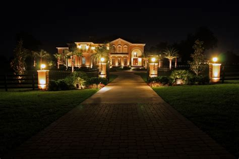 Landscape Lighting How To Place Landscape Lighting