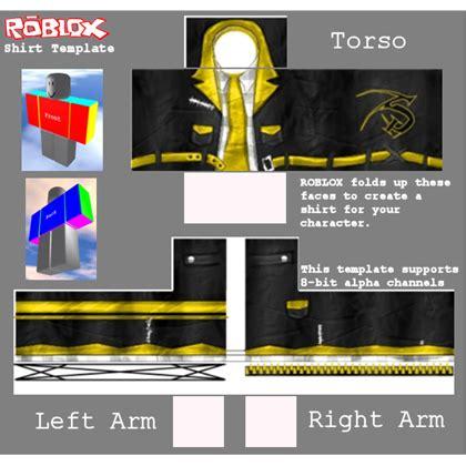 Jaket Sweater Roblox Box Logo 313 Clothing roblox shirts 3 black yellow jacket roblox