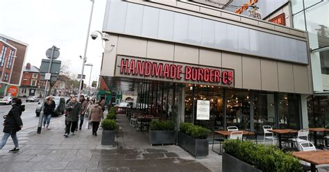 Handmade Burger Co Metro Centre - handmade burger co in nottingham closes after chain