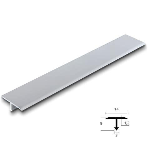 profilo pavimento profilo t per pavimento giunto alluminio 0 90mt