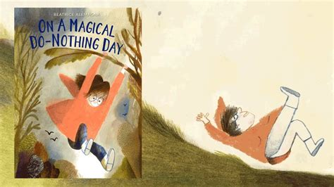 on a magical do nothing on a magical do nothing day book trailer rainy days are fun youtube