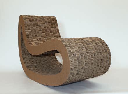 poltrona cartone poltrone di cartone idee immagine mobili