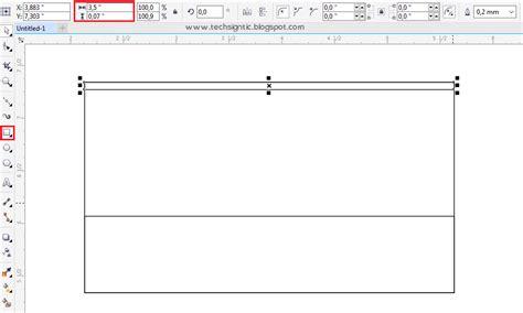 tutorial membuat kartu nama keren dengan coreldraw tutorial membuat kartu nama di coreldraw x7 techsigntic