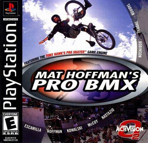 Mat Hoffman Pro Bmx 2 Cheats by Mat Hoffman S Pro Bmx Box For Playstation Gamefaqs
