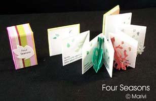 libro deep south four seasons libros pop up books cards nuevo premio para marivi garrido por su libro pop up miniatura quot four