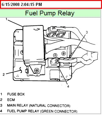 service manual [how do you replace fuel pump 1997 geo