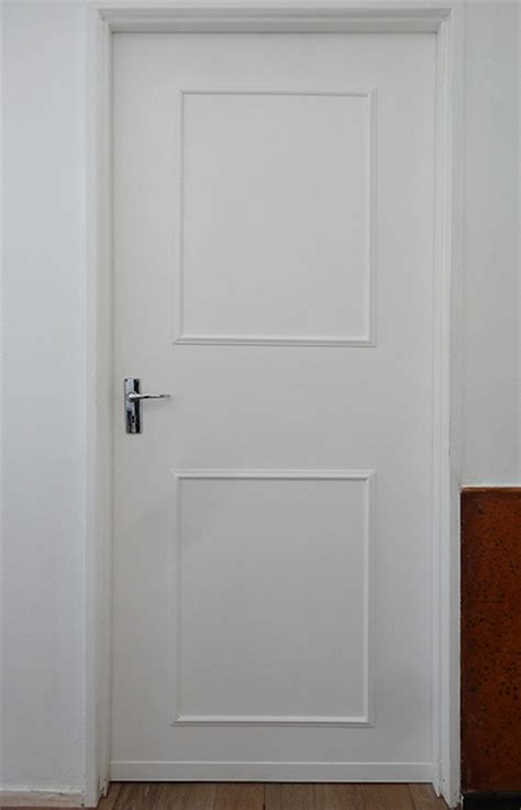 Plain Interior Door by Plain Door Dl002