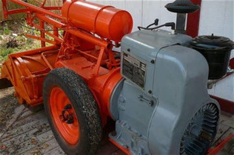 Howard Rotavator Gem 1963 Tractorshed Com