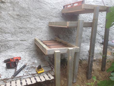 Escalier Suspendu Beton by Realiser Un Escalier En Beton Suspendu