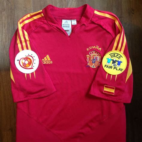 Jersey Spain Home 2000 Alfonso 17 best images about spain home jersey collection on