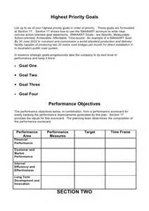 Social Work Management Plan Template by 5 Comprehensive Strategic Business Plan Template