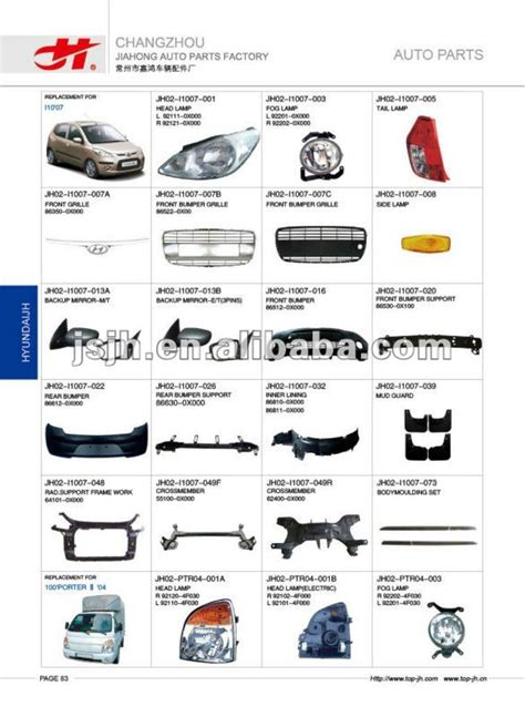 for hyundai i10 07 spare parts page 83 view for hyundai