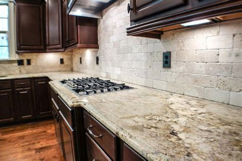 kitchen counter backsplash kitchen stunning average kitchen granite countertop
