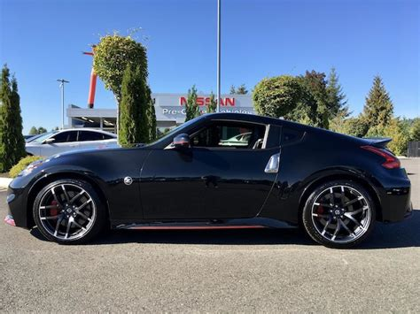 2019 Nissan 370z Nismo by Pre Owned 2019 Nissan 370z Nismo With Navigation Coupe In