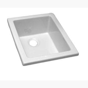 Menards Floor Ls by Barclay Products Drop In Clay Bathroom Sink In White