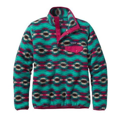 Patagonia Gift Card Balance - patagonia w lightweight synchilla snap t pullover wild desert beryl green by