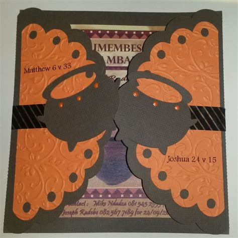 Traditional Zulu Wedding Invitation Card by 58 Best Images About Creative Flair Invitations Wedding