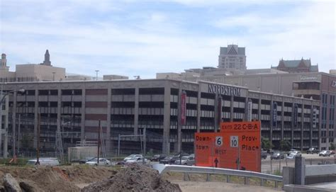 Providence Place Mall Parking Garage by Identify Suspected Shoplifter Who Died After Jump