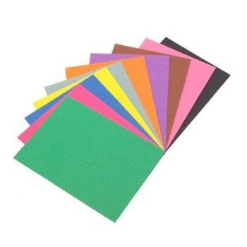How To Make Sugar Paper - recycled assorted colours sugar paper a3 card paper