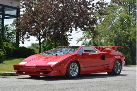 how do i learn about cars 1989 lamborghini countach electronic toll collection 1989 lamborghini countach 25th anniversary for sale 279 500 1265354