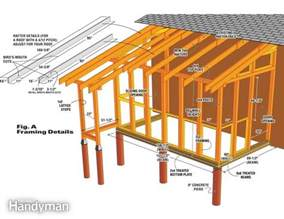 buy plans for lean wood shed the jek may robert compacting clay