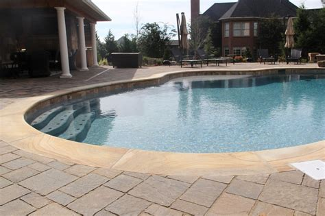 Backyard Pools Knoxville Tn Residential Pools Sequoyah Swimming Pools Knoxville Tn