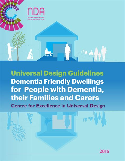 design dementia guidelines universal design guidelines for homes in ireland centre