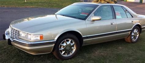 how petrol cars work 1997 cadillac seville instrument cluster find used 1997 cadillac eldorado seville sls very clean car fully loaded in dewitt michigan