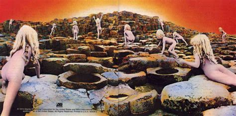 house of the holy houses of the holy led zeppelin classic album covers