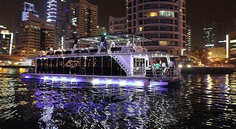 yacht rock boat cruise houseboat yacht dinner cruise booking dubai tours