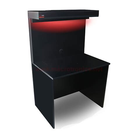 Pc Desk For Gaming Macropower Gaming Computer Desk Gaming Chairs And Desks Macrotronics Computers L Retail And