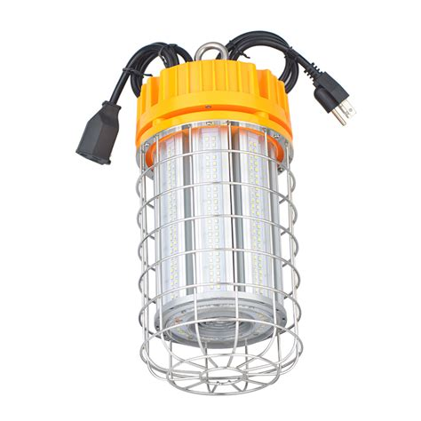 watt led temporary work light okaybulb