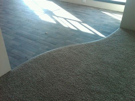 Transition From Carpet To Laminate by Carpet Curtis Carpets