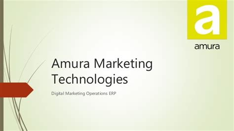 Digital Marketing Mba Notes by Mba Intern Ship Of Digital Marketing Erp