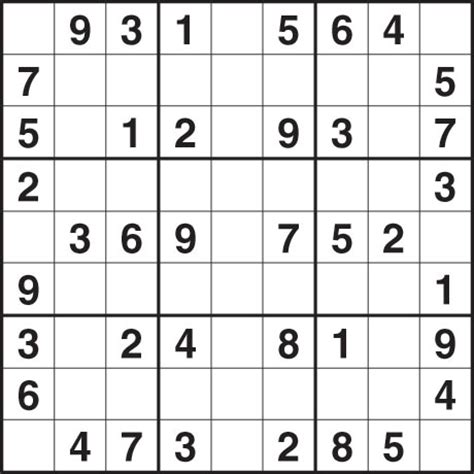 printable easy sudoku printable sudoku