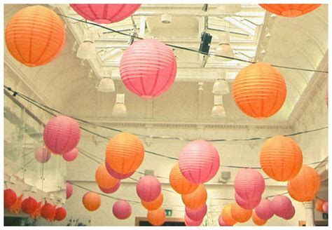 Amazing Paper Lantern Wedding Decorations
