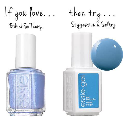 essie gel colors essie gel colors that match original colors