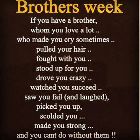 s big week a story about living with noonan books brothers quotes image quotes at relatably