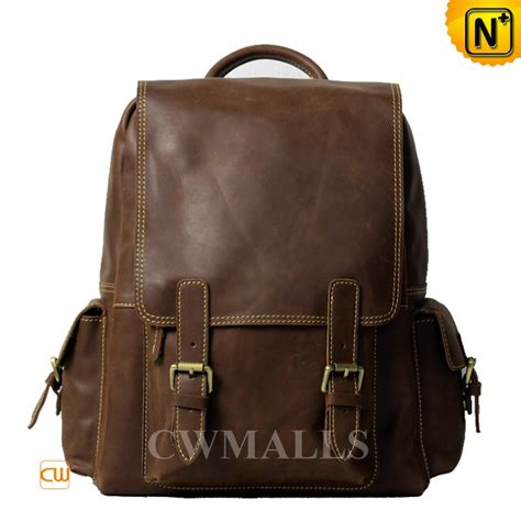 Buckle Backpack cwmalls 174 buckle flap travel backpack cw915228