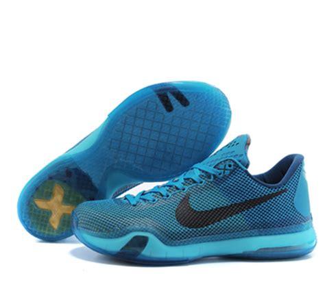bryant sneakers nike bryant 10 blue black nkie 00199 89 99