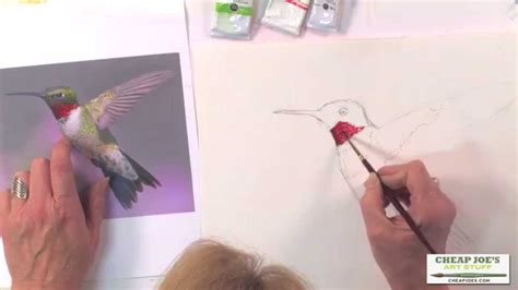 cheap joe s watercolor tutorial watercolor techniques with raney rogers american journey