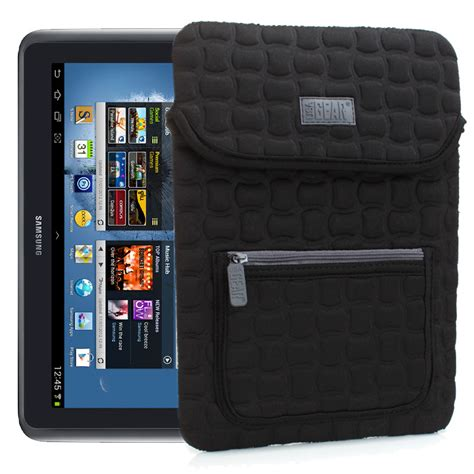 Samsung Tab Note 2 Second neoprene sleeve carrying cover for samsung galaxy note 10 1 2nd tablet ebay