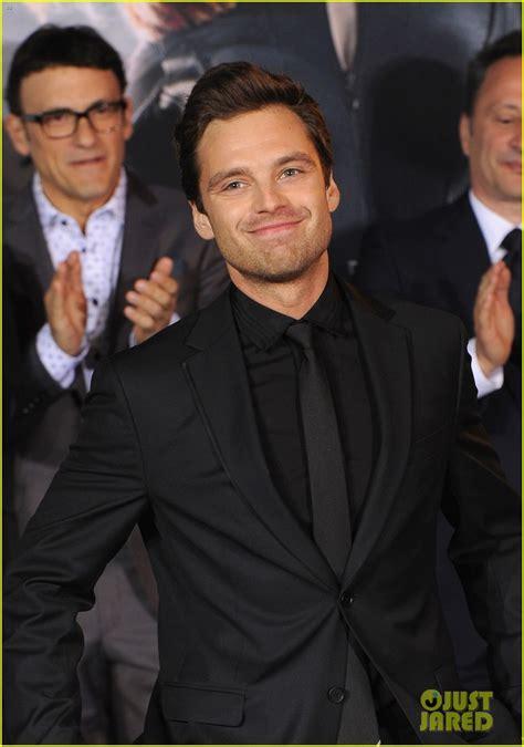 Captain Barnes Full Sized Photo Of Sebastian Stan Winter Soldier At