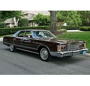 1978 Mercury Grand Marquis  Information And Photos