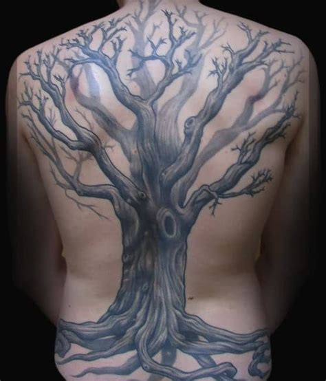 old tree tattoo designs oak tree tattoos www pixshark images galleries