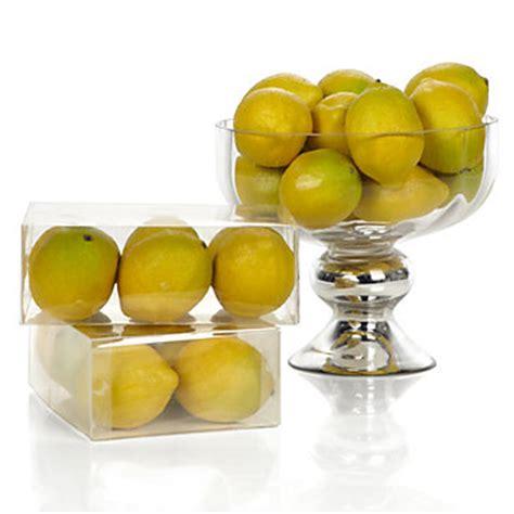 lemon vase filler floral plants trees decor z